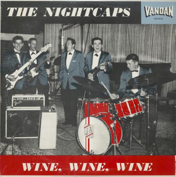 Wine, Wine, Wine (LP)