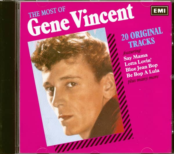 The Most Of Gene Vincent (CD)