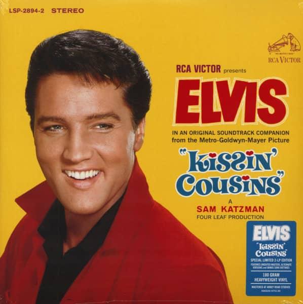Kissin' Cousins (2-LP, 180g Viny, Ltd.)
