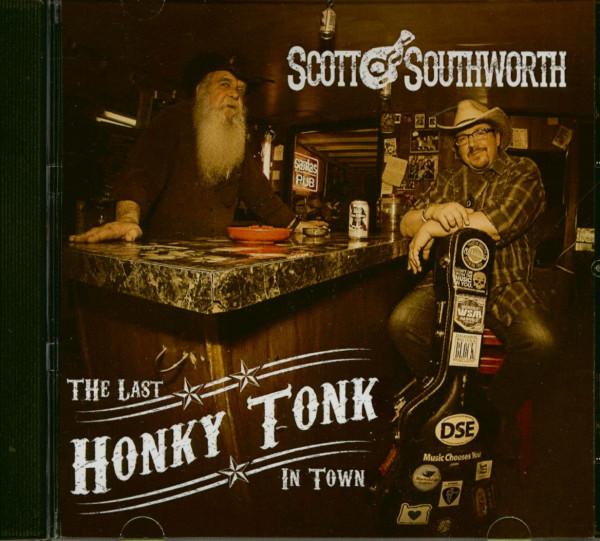 The Last Honky Tonk In Town (CD)