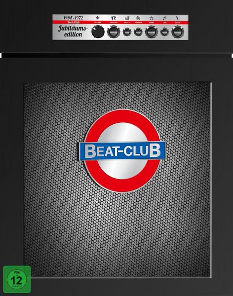 Beat-Club: Limitierte Jubiläumsedition zum 50. Geburtstag der Kult-Sendung (25-DVD-Box)