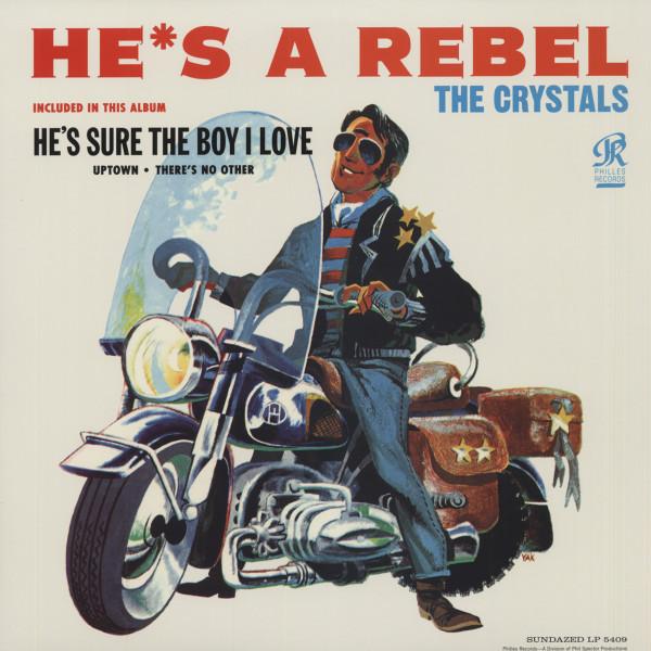 He's A Rebel (1963) 180g Mono Edition