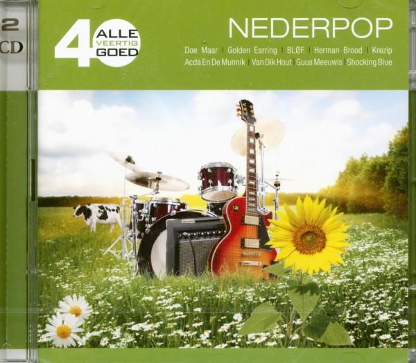 Alle 40 Goed - Nederpop (2-CD)