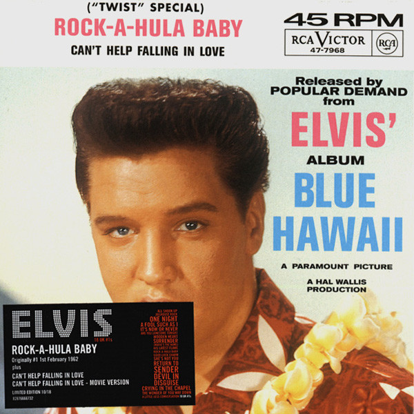 18 UK #1s - Rock A Hula Baby