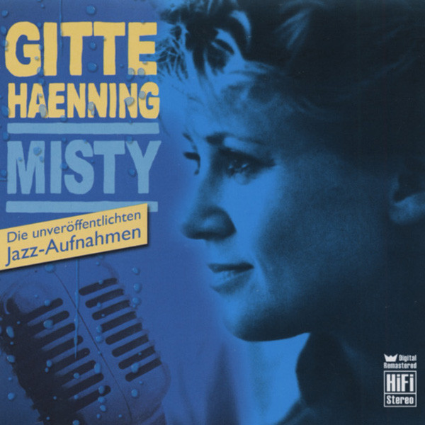 Misty - Die unveröffentlichten Jazz Aufnahmen