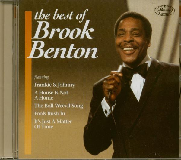 The Best Of Brook Benton (CD)