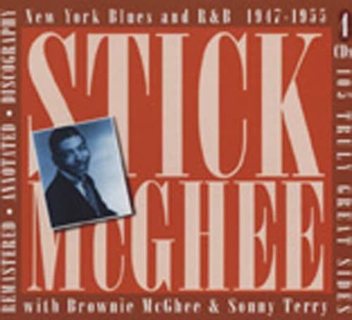 New York Blues & R&B (4-CD-Box)