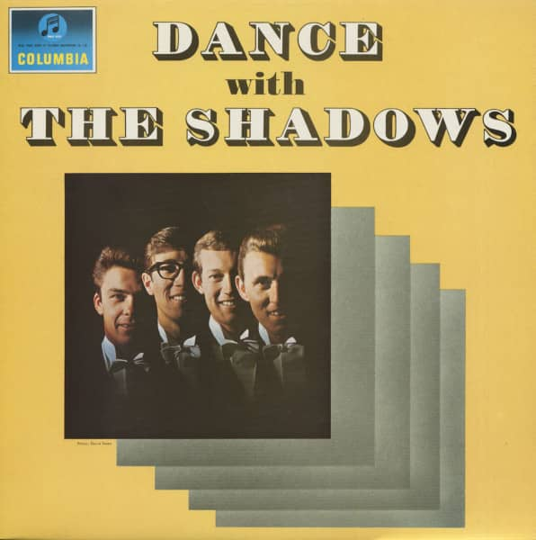 Dance With The Shadows (LP)
