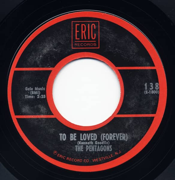 Those Oldies But Goodies - To Be Loved 7inch, 45rpm