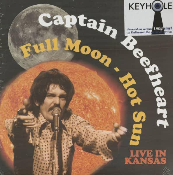 Full Moon - Hot Sun - Live In Kansas (LP, 180g Vinyl)