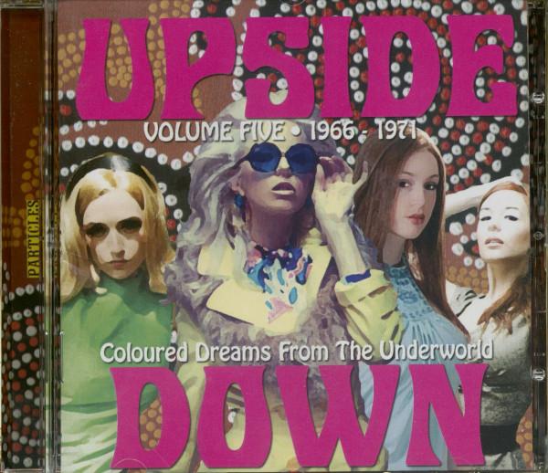 Upside Down Vol.5 (CD