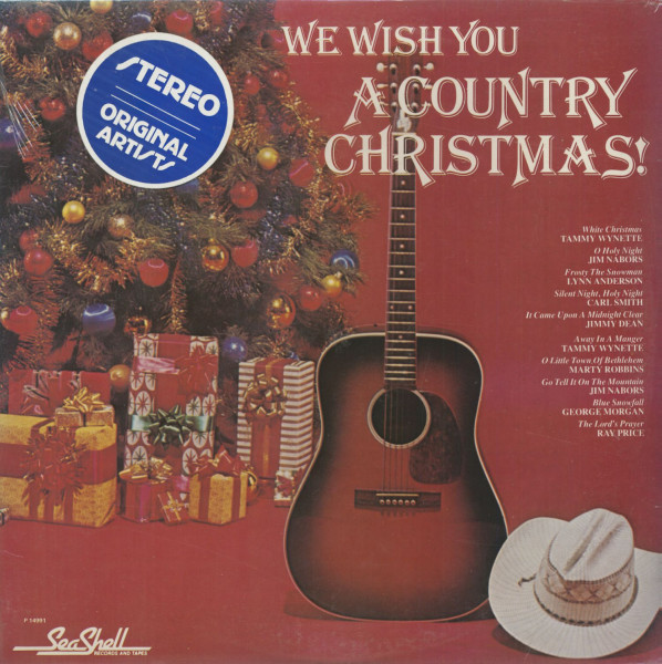 We Wish You A Country Christmas (LP)