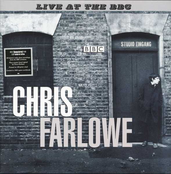 Live At The BBC (2-LP, 180g Vinyl, Ltd. Numbered Deluxe Edition, Autographed)