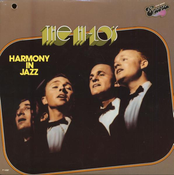 Harmony In Jazz (LP)