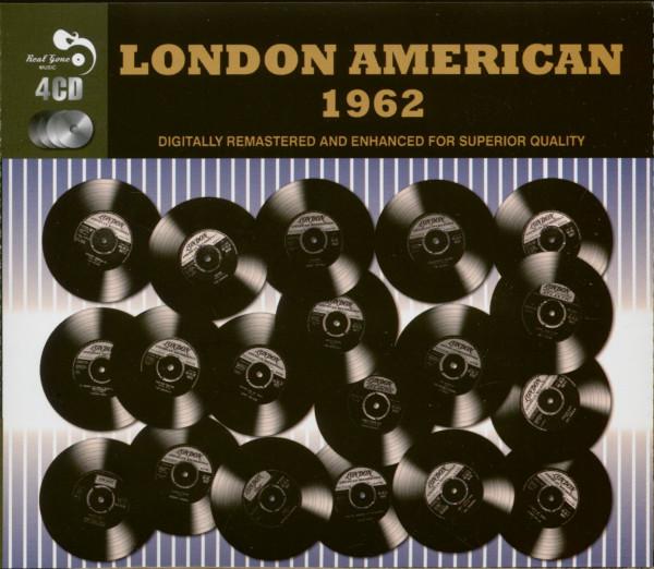 London American 1962 (4-CD)