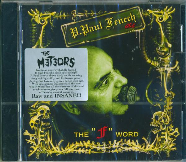 The 'F' Word (CD Album)
