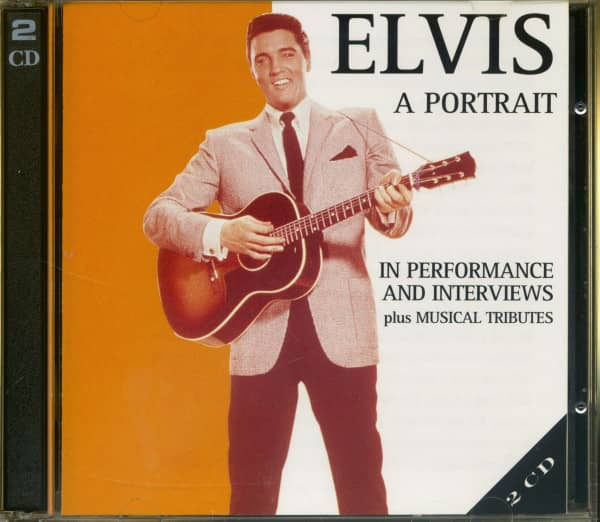 A Portrait - In Performance And Interviews With Musical Tributes (2-CD)