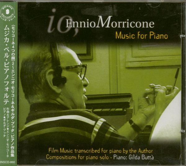 Music For Piano (CD, Japan)