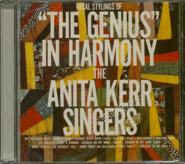 """""""The Genius"""" In Harmony (CD)"""