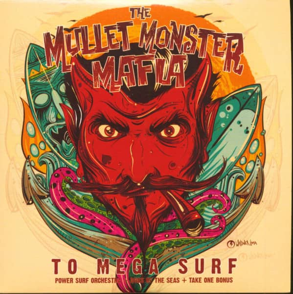 To Mega Surf (CD)