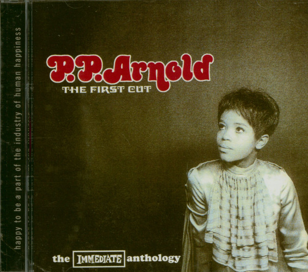 The First Cut - The Immediate Antholgy (CD)