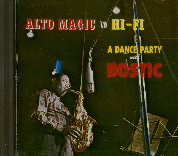 Alto Magic In Hi-Fi (CD)