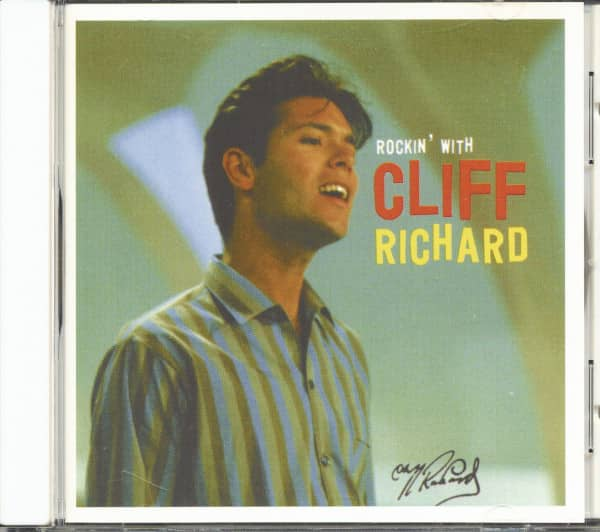 Rockin' With Cliff Richard (CD)
