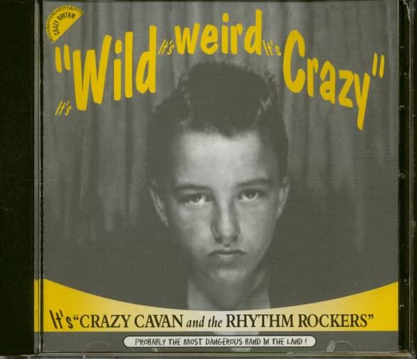 It's Wild It's Weird It's Crazy (CD)