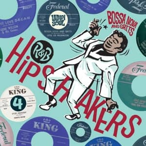 R&B Hipshakers Vol.4 (10x7inch, 45rpm Box) Limited Edition