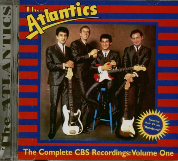 Complete CBS Recordings Vol.1 (CD)