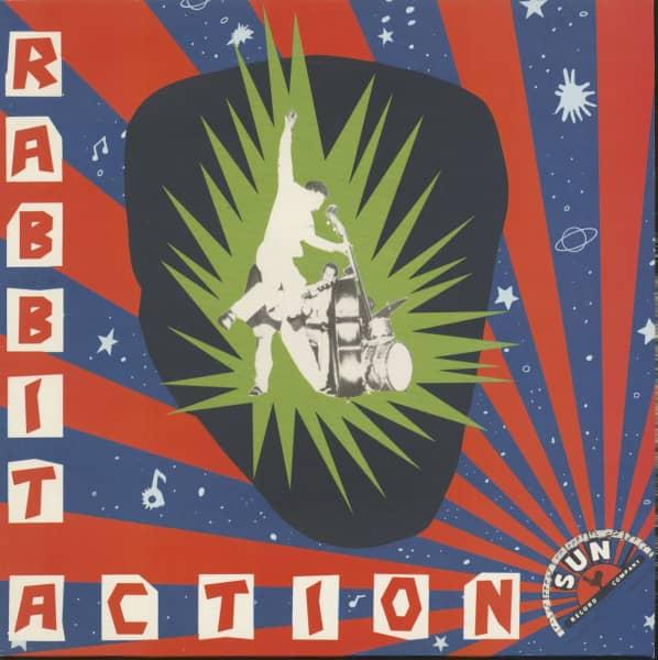 Rabbit Action (LP)