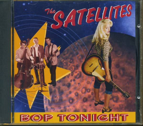 Bop Tonight (CD)