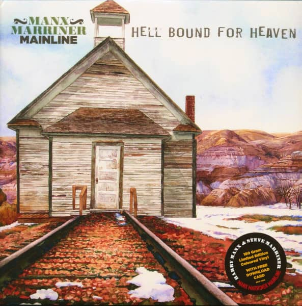 Hell Bound For Heaven (LP & Download, 180g Colored Vinyl, Ltd.)