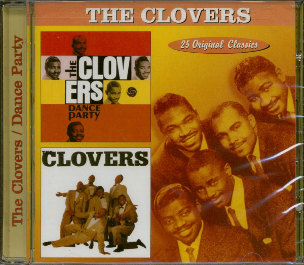 The Clovers - Dance Party