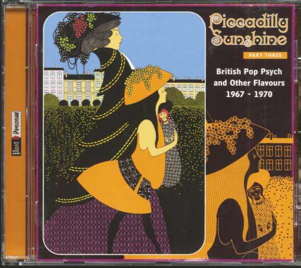 Piccadilly Sunshine - Part 3 (CD)