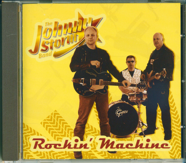 Rockin' Machine (CD Album)