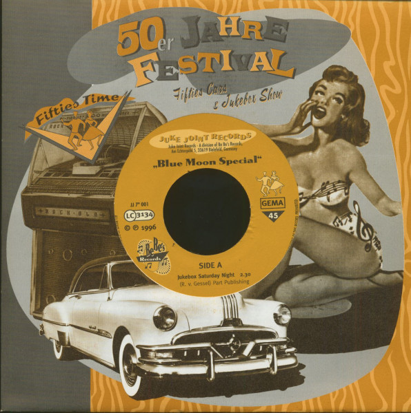 Jukebox Saturday Night (7inch, 45rpm)
