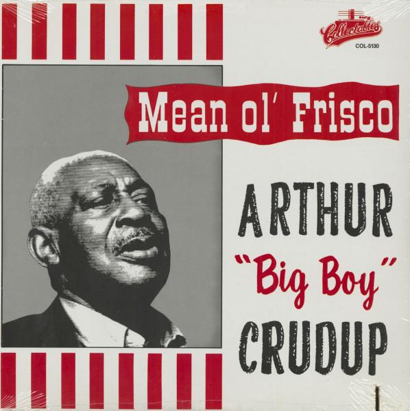 Mean Ol' Frisco (LP)