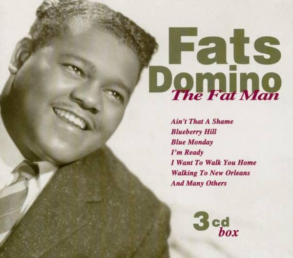The Fat Man (3-CD)