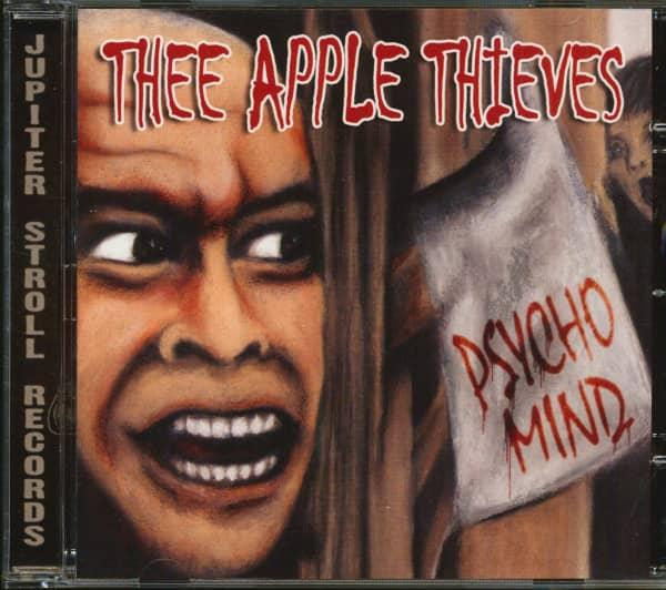 Psycho Mind (CD)