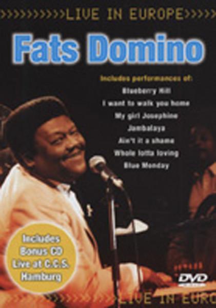 Live In Europe (0) DVD & Bonus CD
