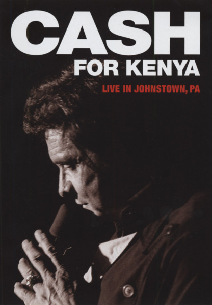 Cash For Kenya: Live In Johnstown, PA 1991