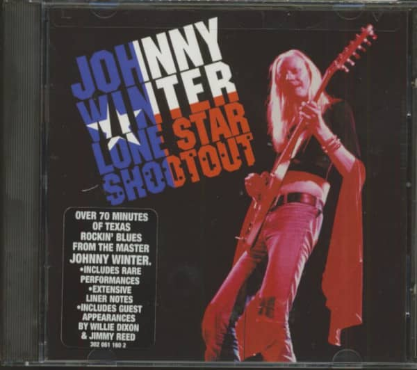 Lone Star Shootout (CD)