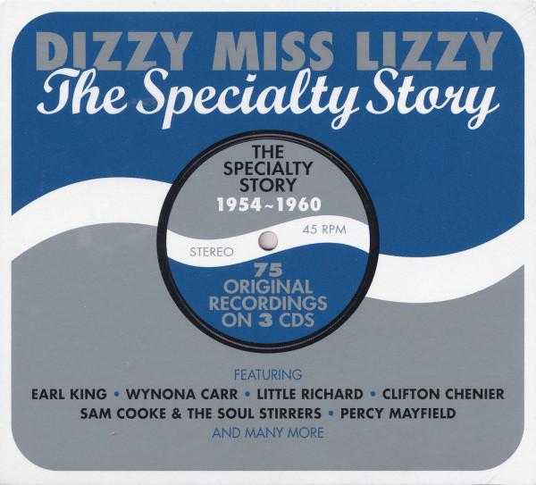 Dizzy Miss Lizzy - The Specialty Story 1954 (3-CD)