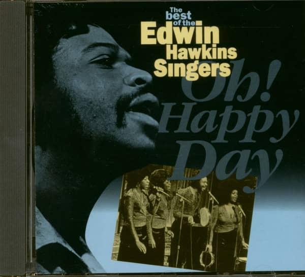 Oh Happy Day - The Best Of Edwin Hawkins Singers (CD)