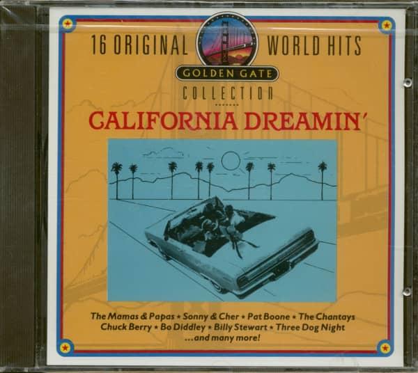 16 Original World Hits - California Dreamin' (CD)