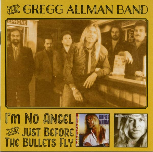 I'm No Angel & Just Before The Bullets Fly (2-CD)