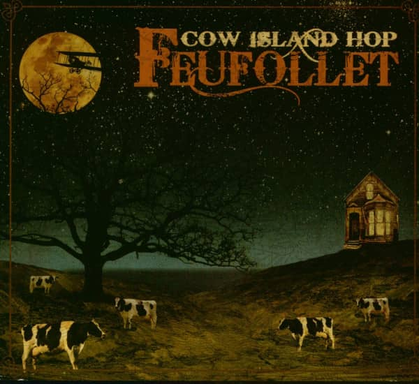 Cow Island Hop (CD)