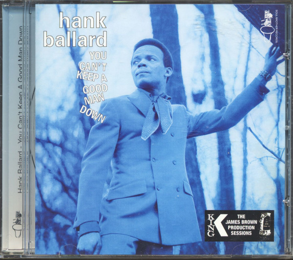 You Can't Keep A Good Man Down (CD)