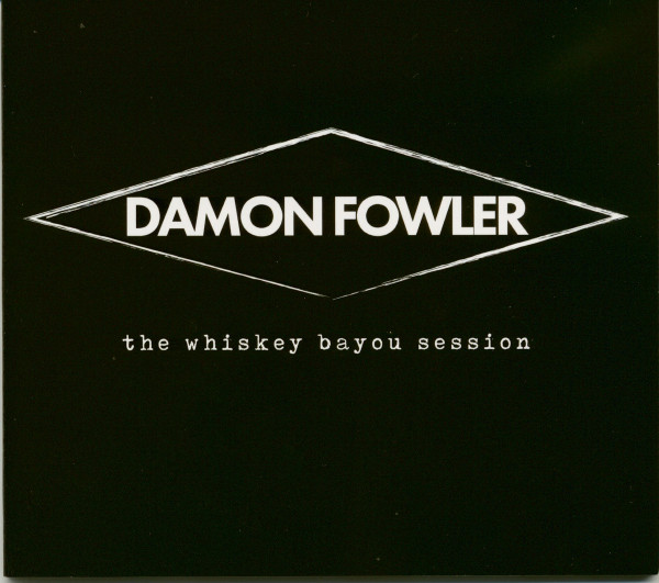 Whiskey Bayou Session (CD)
